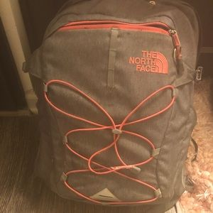 Gently used north face borealis bookbag
